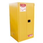 SD60227F –  227L Flammable Cabinet (Self-Closing)