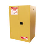 SD90340F –  340L Flammable Cabinet (Self-Closing)