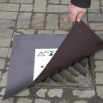 SD Drain - Magnetic Drain Cover & Frame
