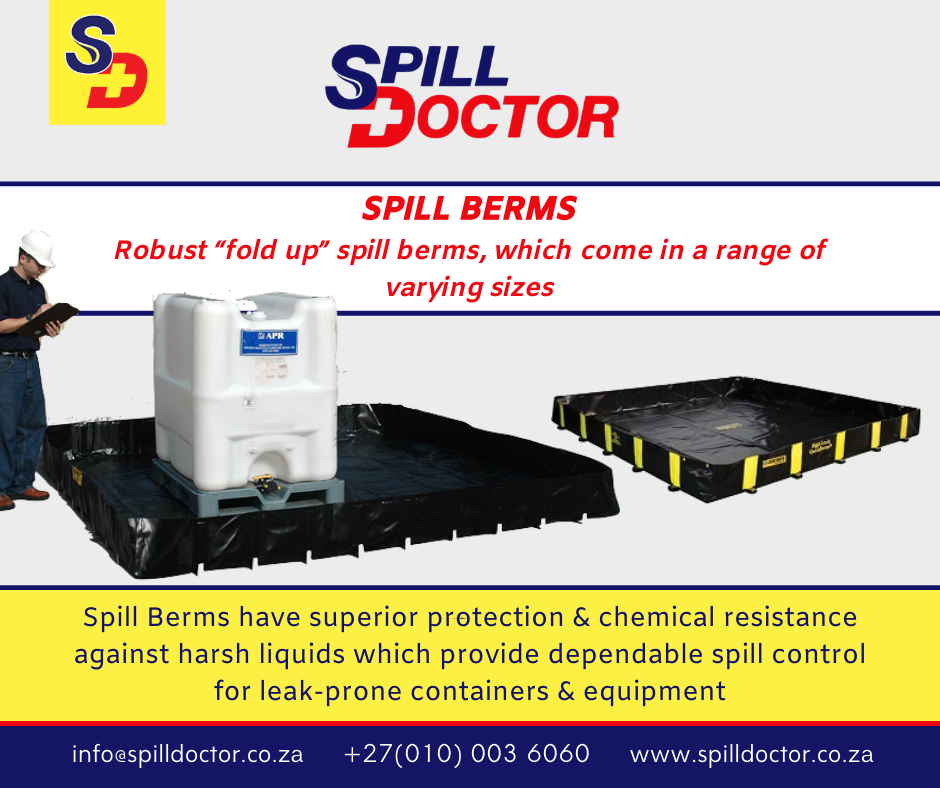 Advantages of Spill Berms