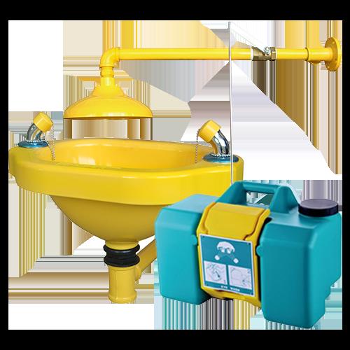 Eyewash & Shower Stations